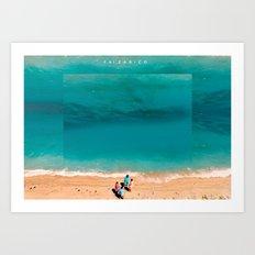 OCEANCEPTION Art Print