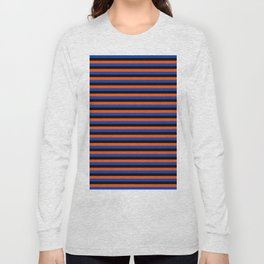 Color Stripe _001 Long Sleeve T-shirt