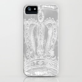 Crowning Glory {2} iPhone Case