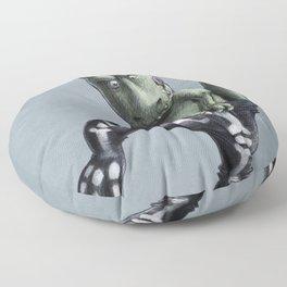 T-Rex Halloween (Cool) Floor Pillow