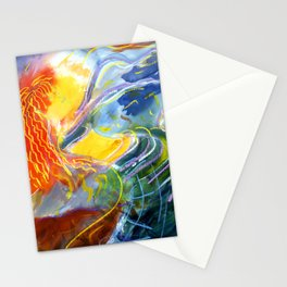 The Long Sleeved Dancer Stationery Cards
