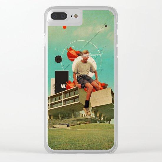 WaiKid Clear iPhone Case