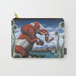 Loxodonta Percula Carry-All Pouch