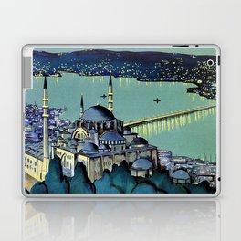 Golden Horn Istanbul Laptop & iPad Skin
