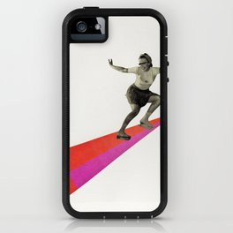 Skate the Day Away iPhone Case