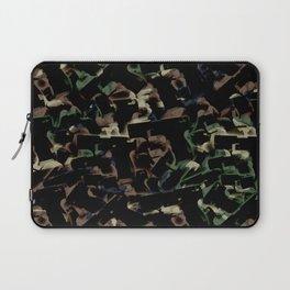 Gun Camo Laptop Sleeve