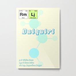 Daiquiri Metal Print