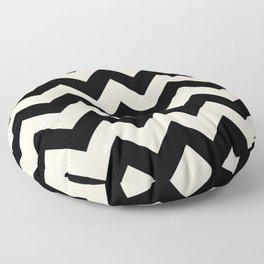 Twin Zig Floor Pillow