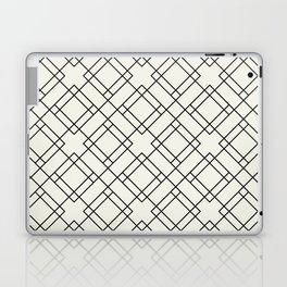 Simply Mod Diamond Black and Cream Laptop & iPad Skin