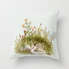 A Gentle Life Throw Pillow