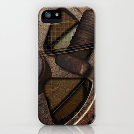 Untitled 2019, No. 11 iPhone Case
