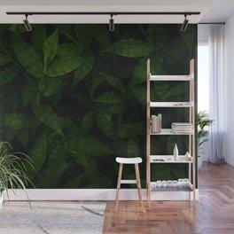 dark jungle Wall Mural