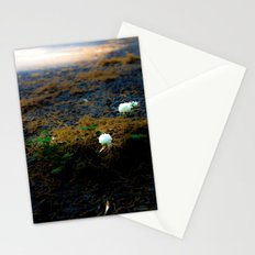 Sprouting an urban island Stationery Cards