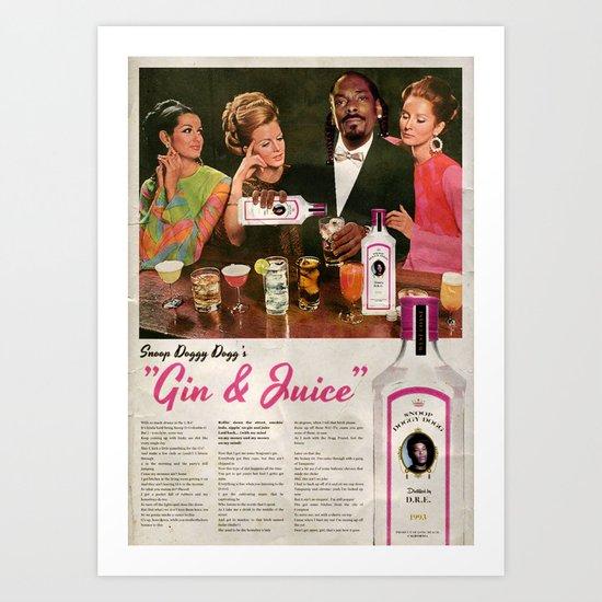 GIN & JUICE by davidredon