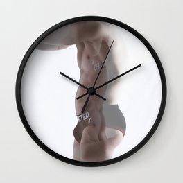 malebody Wall Clock