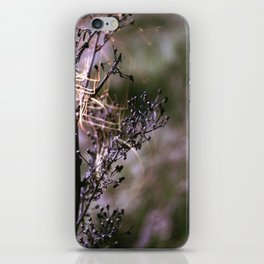 Violet Anns Lace iPhone Skin