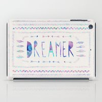 dreamer iPad Cases featuring DREAMER by Bianca Green