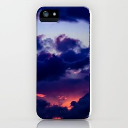 Dwindling Flame iPhone Case
