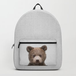Baby Bear - Colorful Backpack
