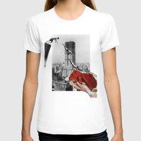 metropolis T-shirts featuring Metropolis by Lerson