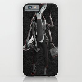 Build a Woman - Cut and Glue · Dizzy Miss Lizzy · Night iPhone Case