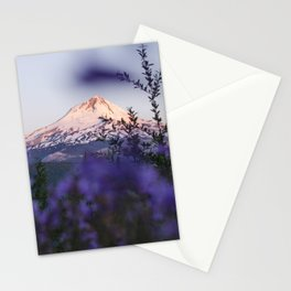 Mt Hood Wildflowers Stationery Cards