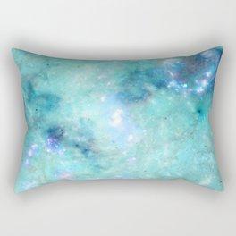 Abstract Galaxies 4 Rectangular Pillow