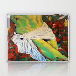 Jesus Christ & the Holy Grail Laptop & iPad Skin