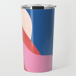 Big Shapes / Chewing Gum Travel Mug