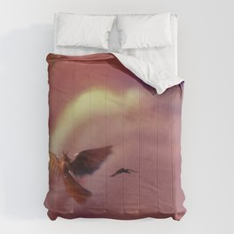 Into the Headwinds Comforters