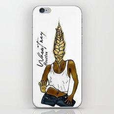 Wheatney Houston iPhone & iPod Skin