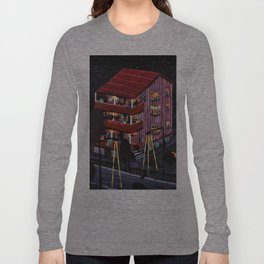 house party Long Sleeve T-shirt