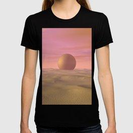 Desert Dream of Geometric Proportions T-shirt
