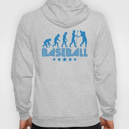 Retro Baseball Evolution Hoody