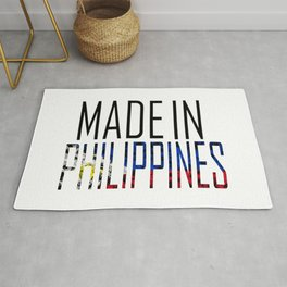 Made In Philippines Rug