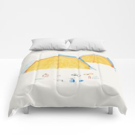 Le Camping Comforters