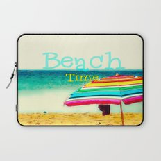 Beach time #3 Laptop Sleeve