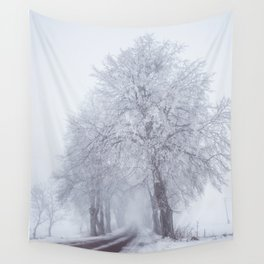 Heading north - Landscape and Nature Photography Wall Tapestry