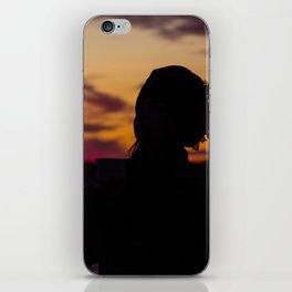 BEDOUIN SUNSET II iPhone Skin
