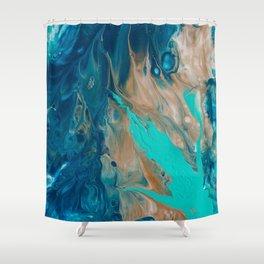 Paradise III Shower Curtain