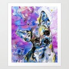 Chihuahua No. 1 Art Print