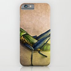 The Firefly and the Grasshopper Slim Case iPhone 6s