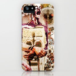 El Rey Demente iPhone Case