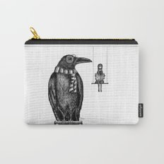 Ronald + Regina -or- The Tiny Poe Aficionados Carry-All Pouch