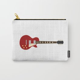 Gibson Les Paul Red Carry-All Pouch