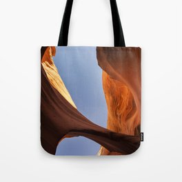 Rattlesnake Canyon, AZ - Bridge Tote Bag
