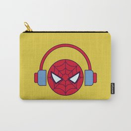 Spider-man Homecoming Minimalist Poster - Headphones Carry-All Pouch