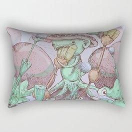 fungi fungi Rectangular Pillow