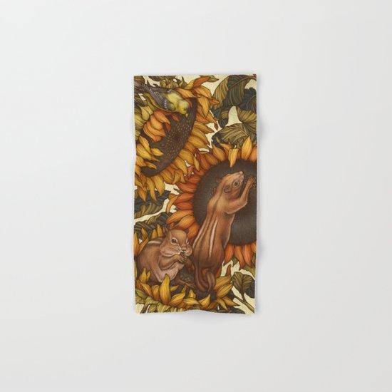 Autumn Hand & Bath Towel