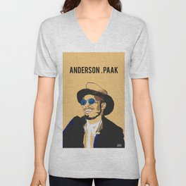 Anderson .Paak Unisex V-Neck